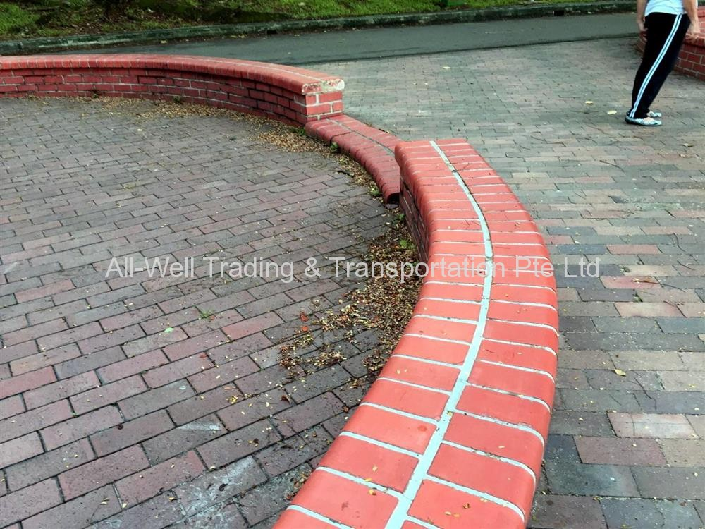Bullnose brick all well trading transportation pte ltd for All brick