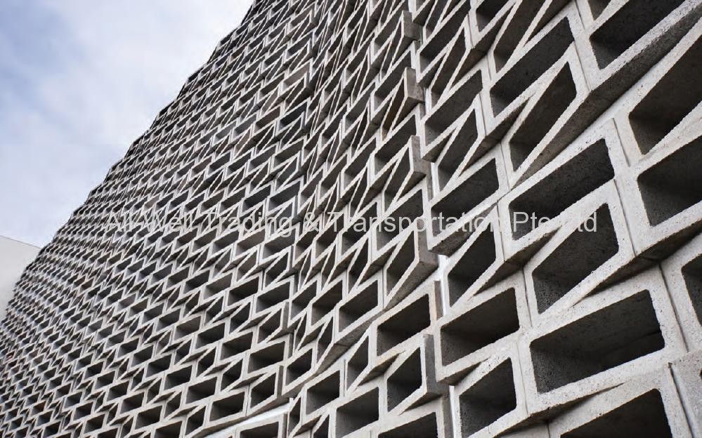 Concrete Screen Block All Well Trading Amp Transportation
